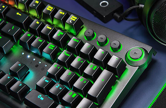 Test gamer Keyz Rubidium