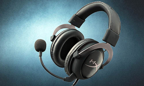 Casque HyperX cloud II