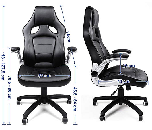 Fauteuil Empire Gaming Racing 700